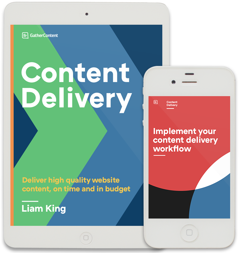 iPad with Content Delivery cover
